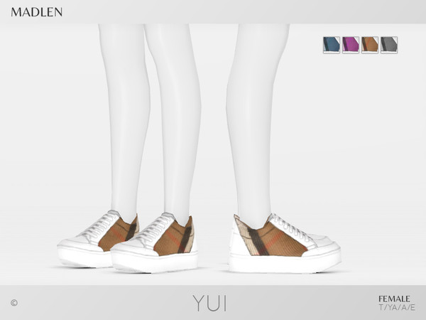 Madlen Yui Shoes by MJ95