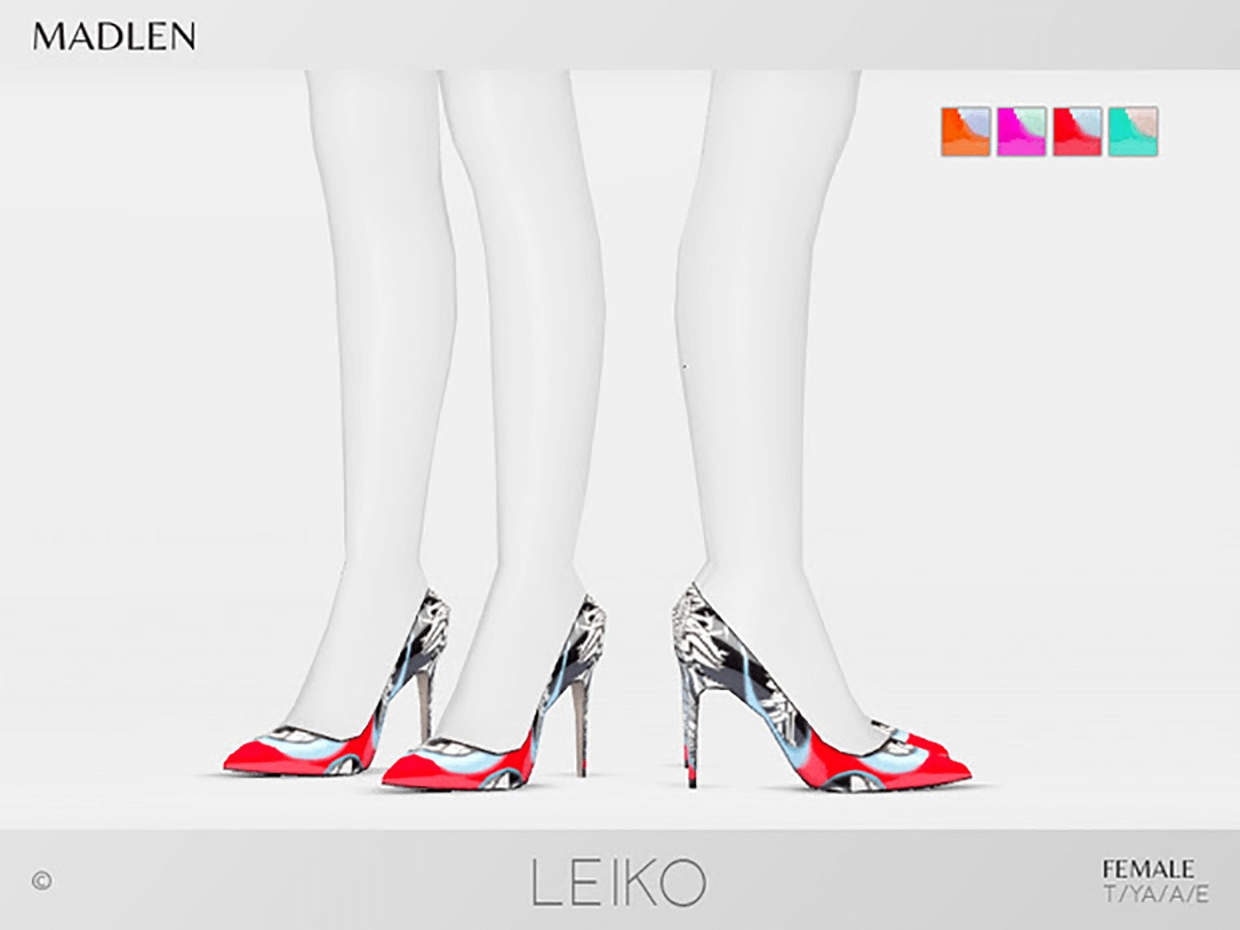 Madlen Leiko Shoes by MJ95