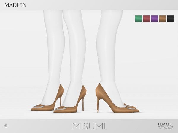 Madlen Misumi Shoes by MJ95