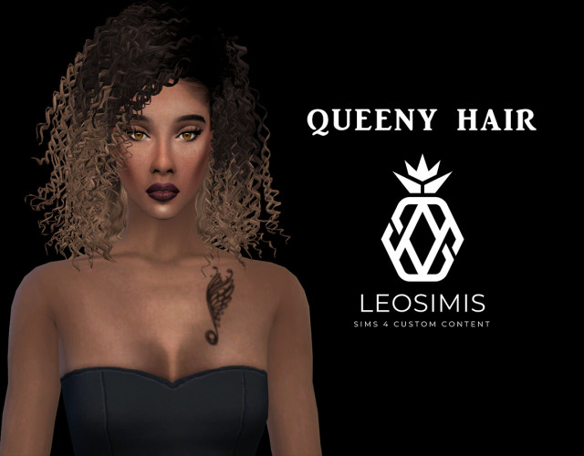 Queeny Hair by Leo-Sims