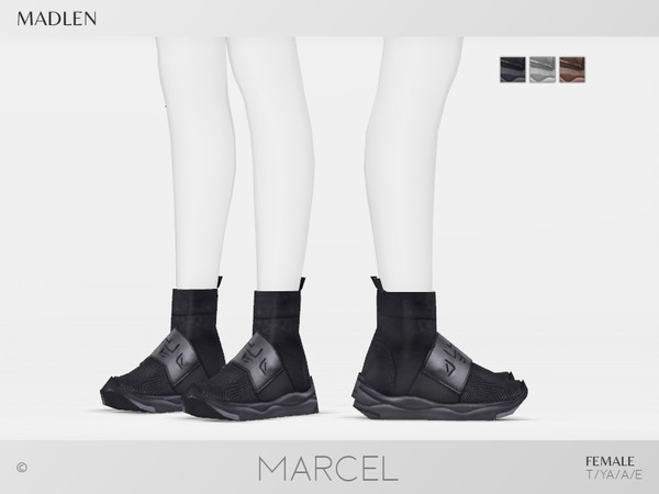 Madlen Marcel Shoes by MJ95