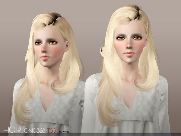 HAIR TS3 ON0328 F by Wingssims