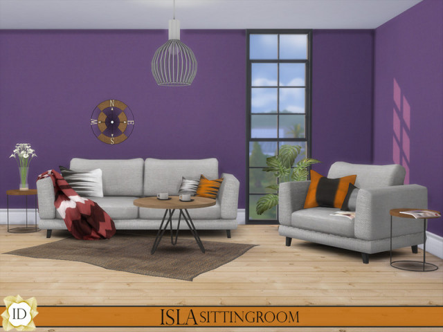 ISLA Sitting room by ISLA_Design