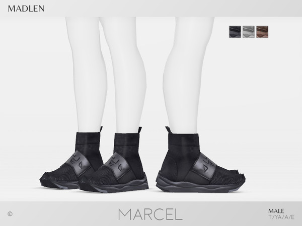 Madlen Marcel Shoes (Male) by MJ95