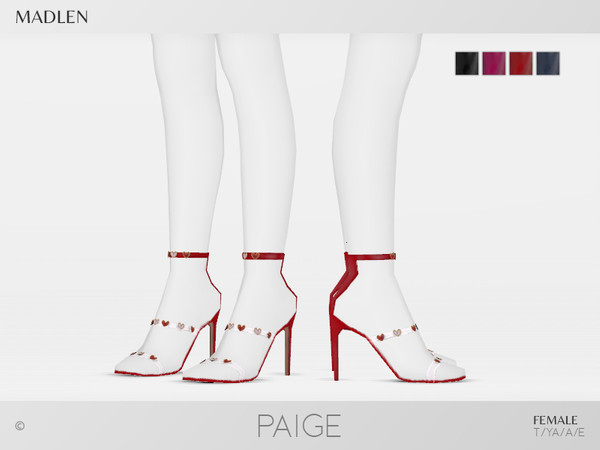 Madlen Paige Shoes by MJ95