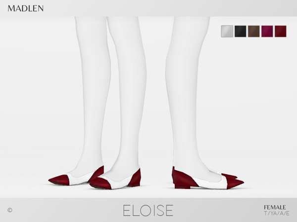 Madlen Eloise Shoes by MJ95