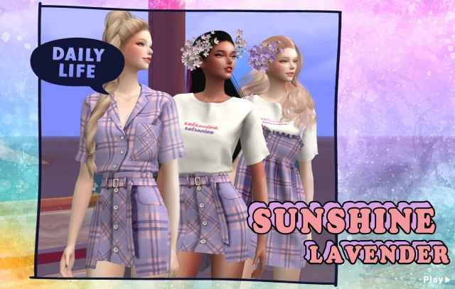 Sunshine Lavender by Newen