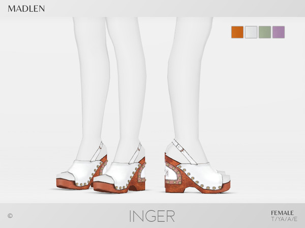 Madlen Inger Shoes by MJ95