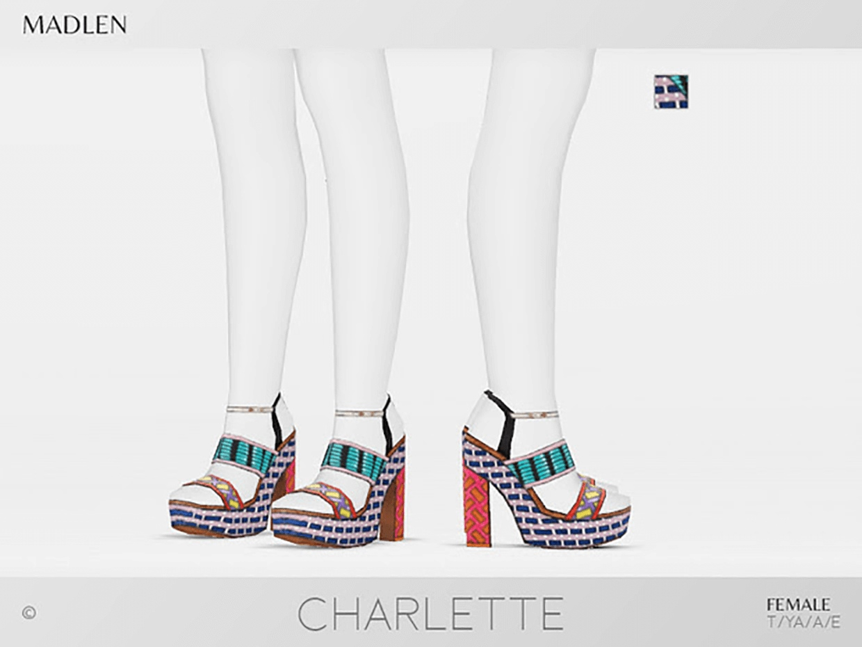 Madlen Charlette Shoes by MJ95