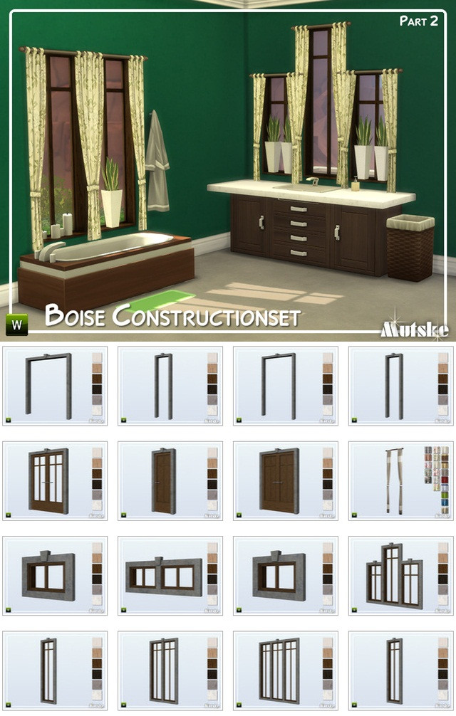Boise Constructionset Part 2 by mutske