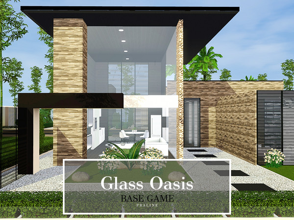 Glass Oasis by Pralinesims