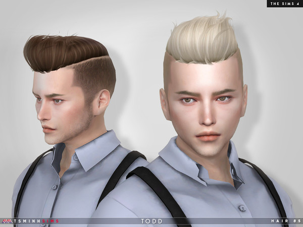 Todd ( Hair 85 ) by TsminhSims