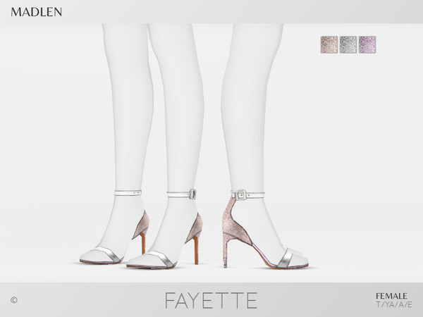 Madlen Fayette Shoes by MJ95