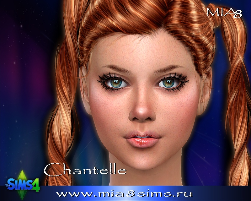 Chantelle by Mia8