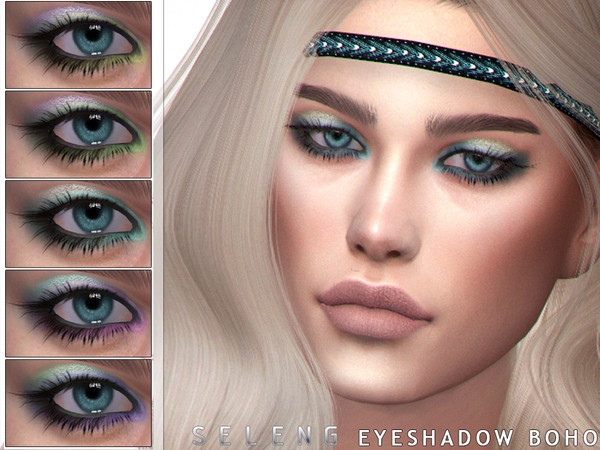 Eyeshadow Boho by Seleng