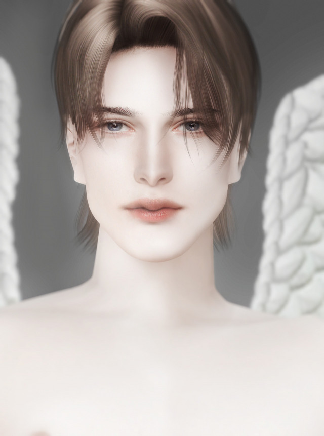 ANGEL MALE SKIN by Ddarkstonee