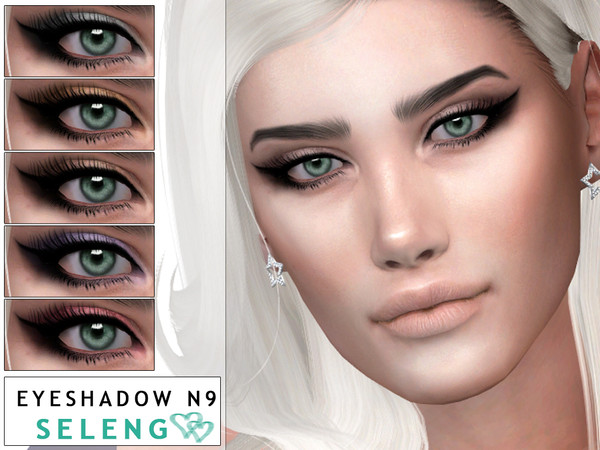 Eyeshadow N9 by Seleng
