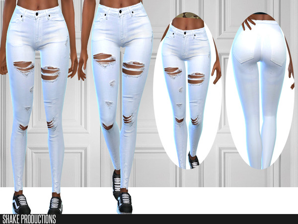 ShakeProductions 279 - White Jeans