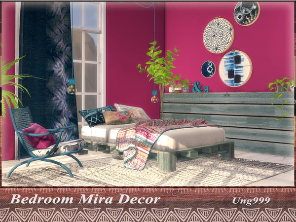 Bedroom Mira Decor by ung999