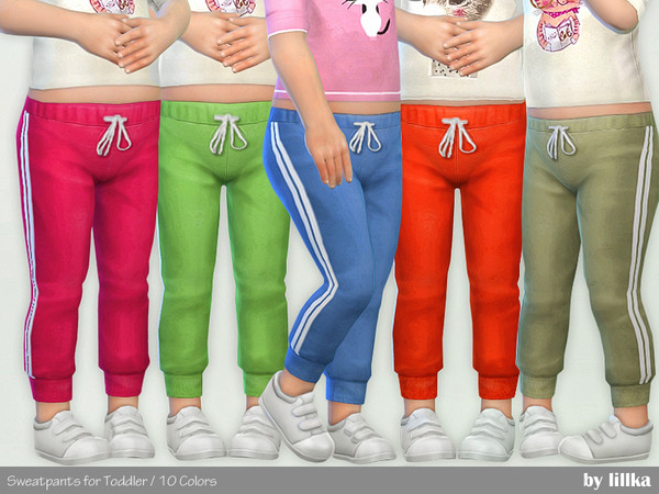 Sweatpants for Toddler 02 by lillka