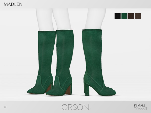 Madlen Orson Boots by MJ95