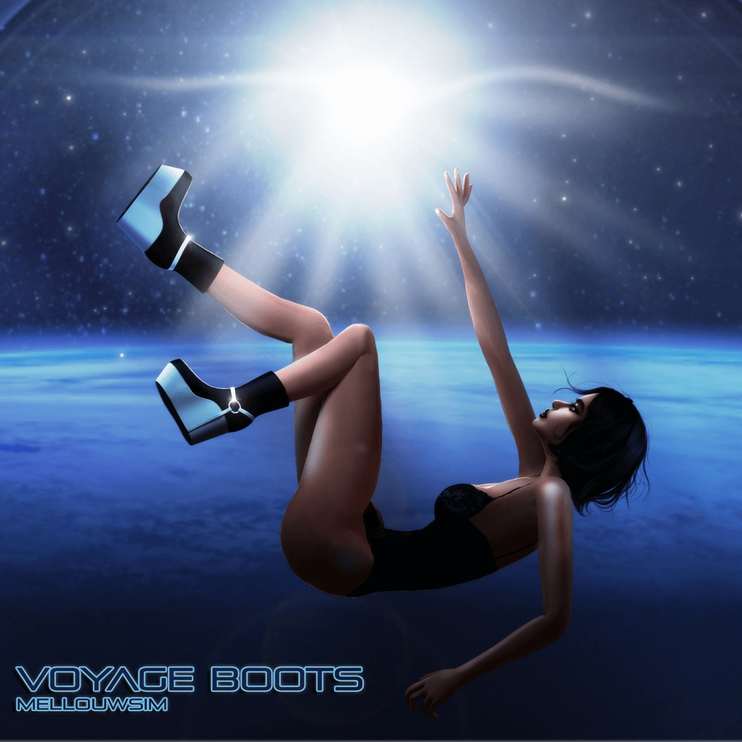 Voyage Boots by MellouwSim