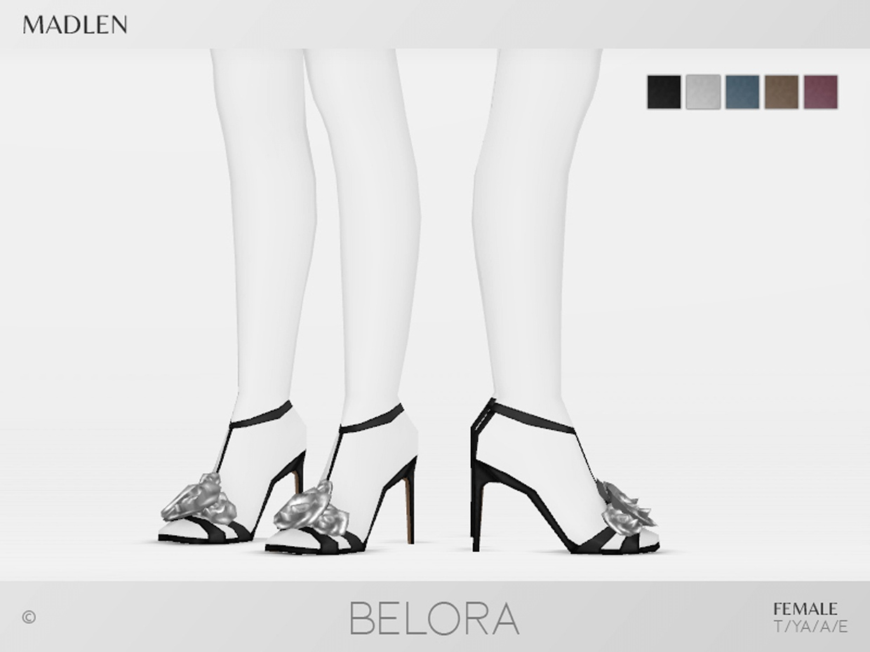 Madlen Belora Shoes by MJ95