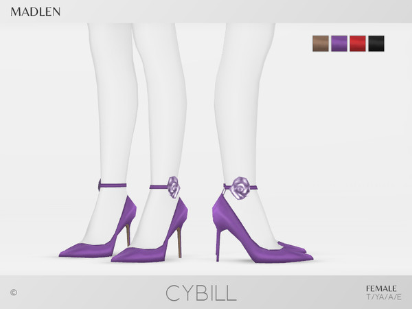Madlen Cybill Shoes by MJ95