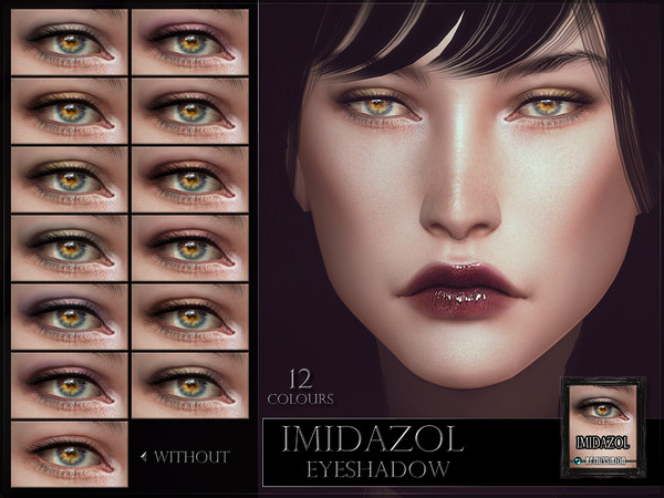 Imidazol Eyeshadow by RemusSirion