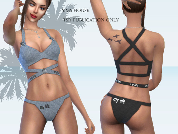 Underwear My life by Sims House