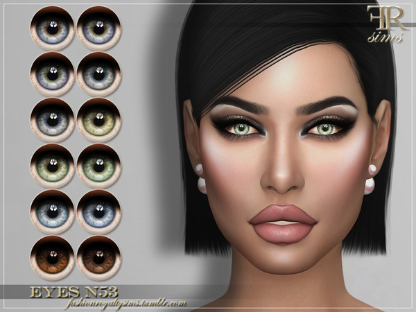 FRS Eyes N53 by FashionRoyaltySims