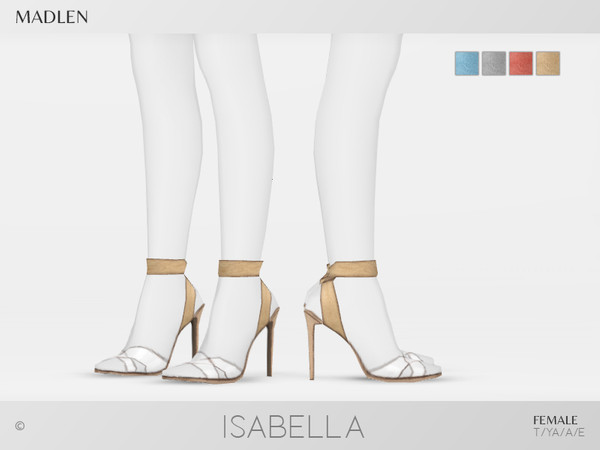 Madlen Isabella Shoes by MJ95