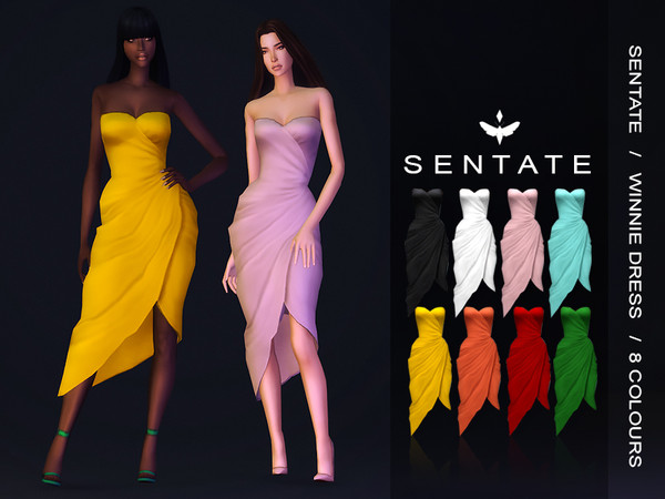 Winnie Dress by Sentate
