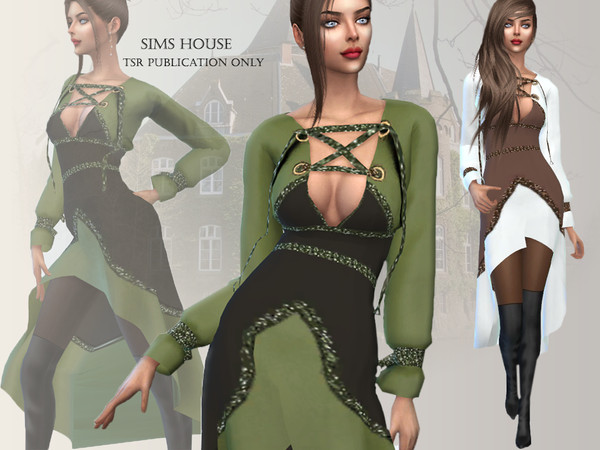 Dress Elf by Sims House