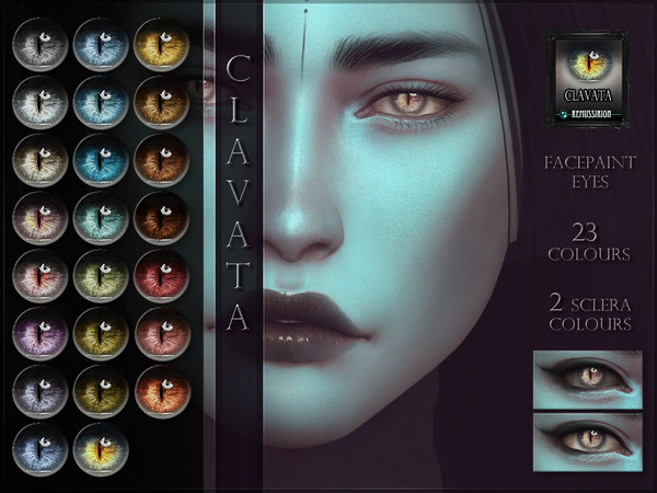 Clavata Eyes by RemusSirion