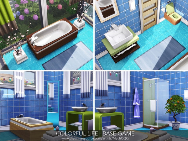 Colorful Life - Base Game by MychQQQ