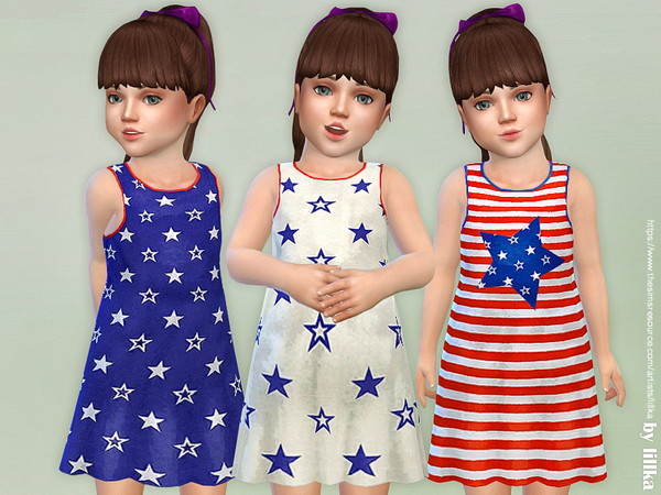 Toddler Dresses Collection P93 by lillka
