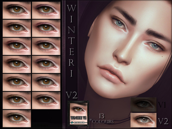Winteri Eyeshadow V2 by RemusSirion