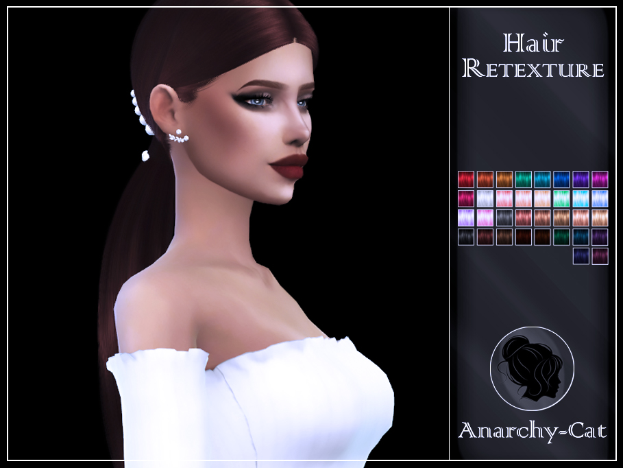 LeahLillith Tess Hair by Anarchy-Cat
