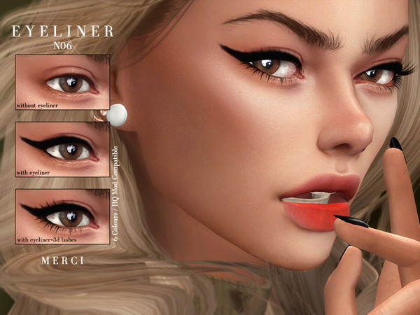 Eyeliner N06 by -Merci-