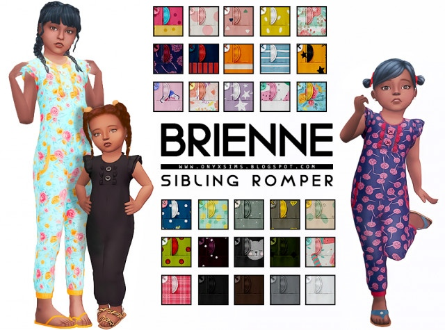 Brienne - Sibling Set by OnyxSims