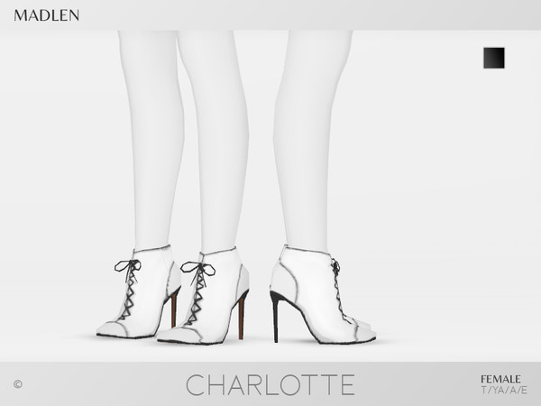 Madlen Charlotte Shoes by MJ95