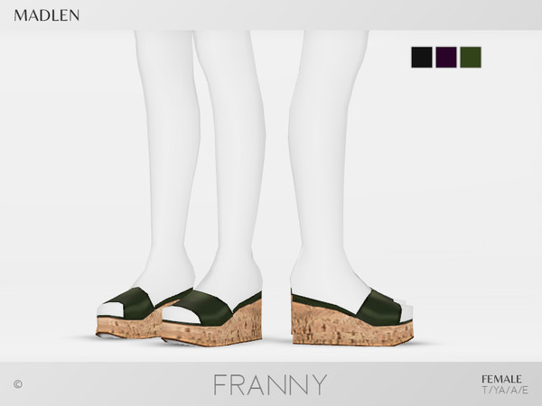 Madlen Franny Shoes by MJ95