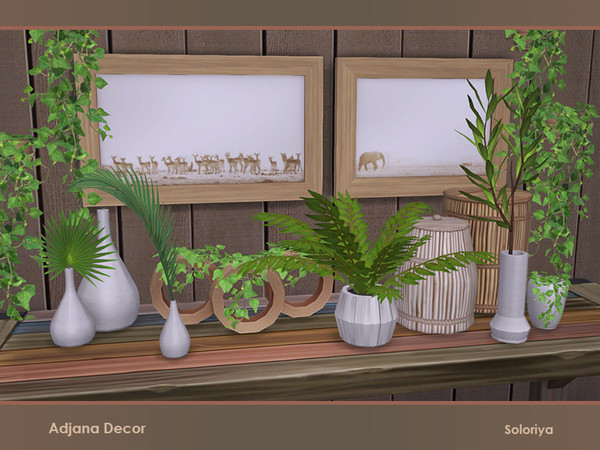 Adjana Decor by soloriya