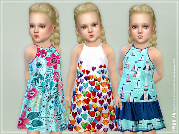 Toddler Dresses Collection P95 by lillka