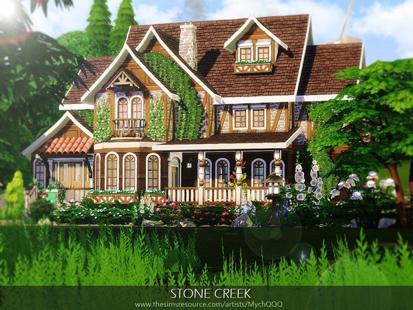 Stone Creek (No CC) by MychQQQ