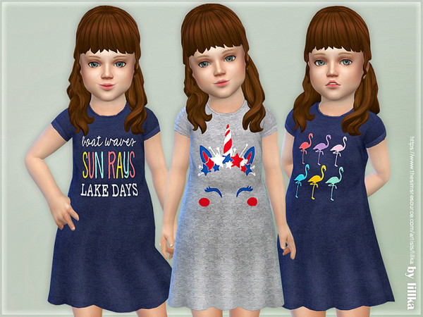 Toddler Dresses Collection P97 by lillka