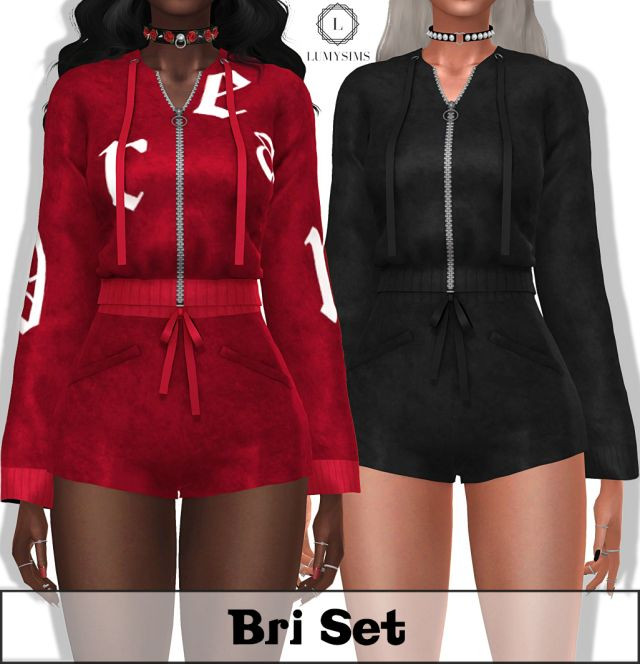 Bri Set by Lumy-Sims
