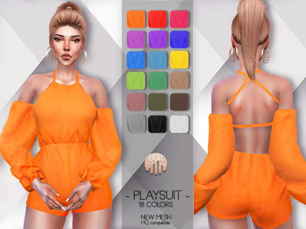 Playsuit BD58 by busra-tr