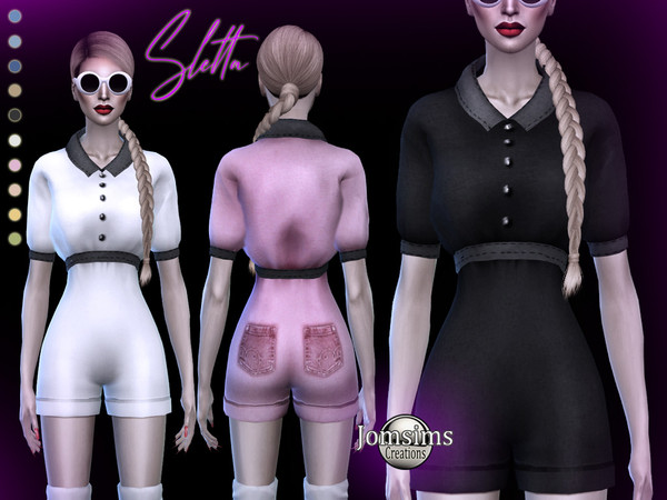 sletta outfit by jomsims